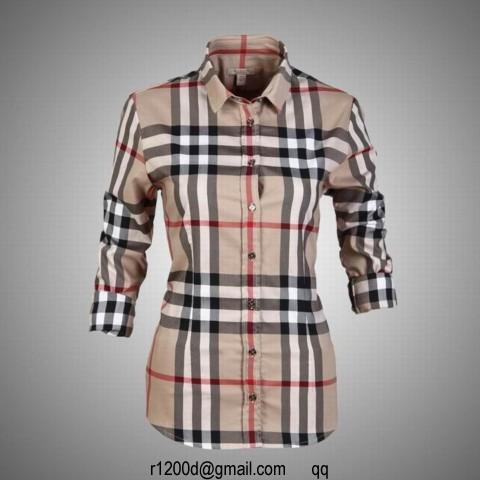 chemise burberry femme pas cher,vente de chemise burberry femme pas ... 525997ed7f8
