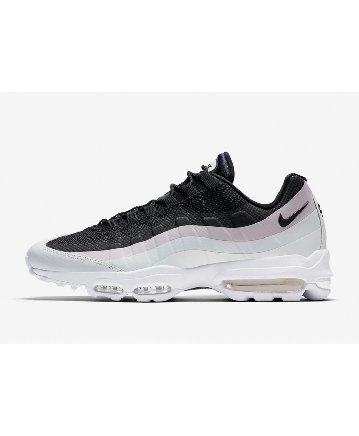 air max noir rose blanc