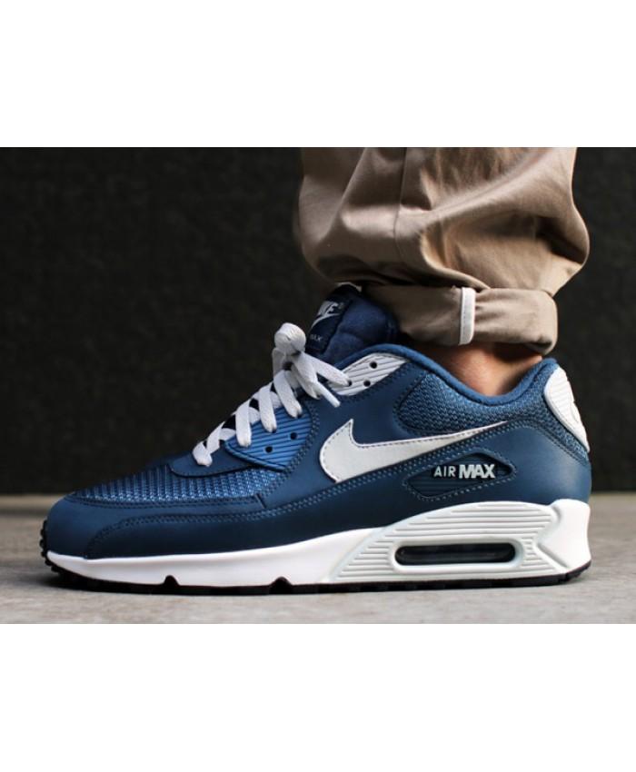 air max 90 essential bleu homme