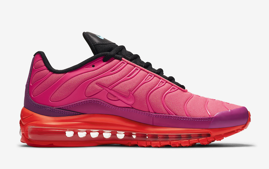 Nike Air Max 97 Plus Femme Racer Rose